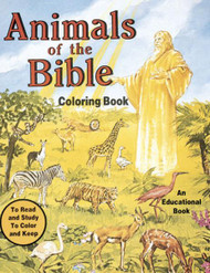 Coloring Book - Animals of the Bible