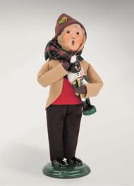Byers' Choice Carolers ~The Nutcracker Boy