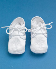 Boys Keepsake Christening Shoes