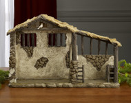 Three King's Stable only for 7, 10 or 14 inch Real Life Nativity Set