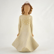 Willow Tree - Irish Charm Angel Figurine