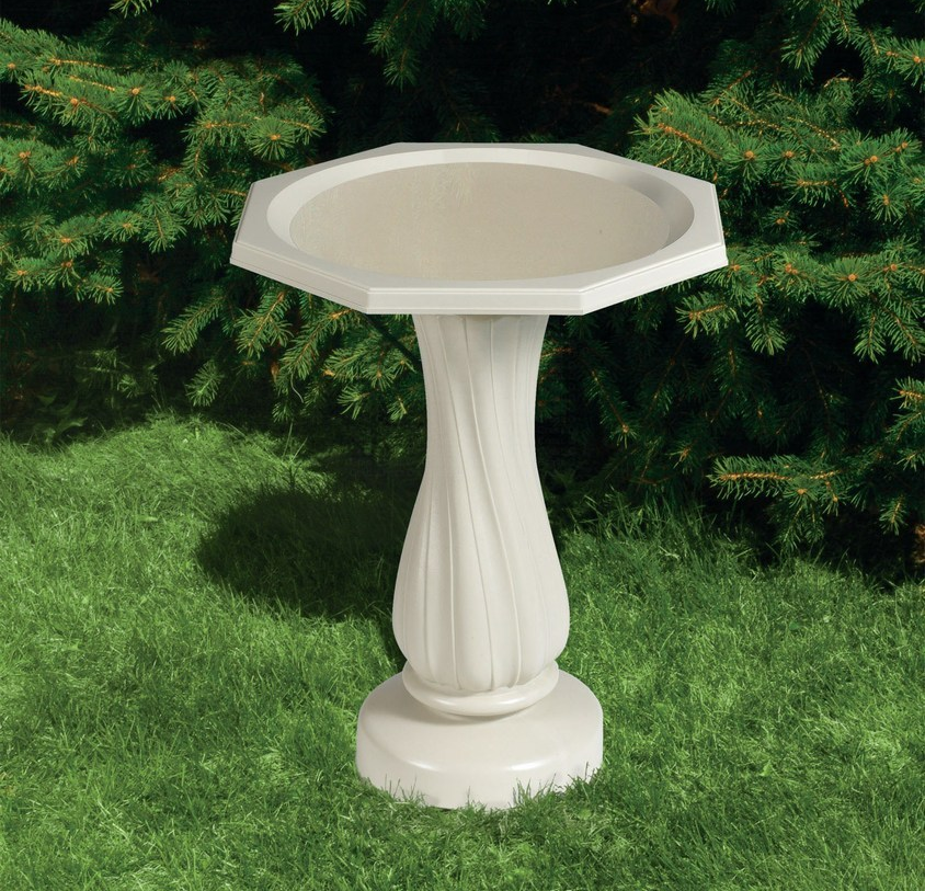 Allied Precision Deluxe Pedestal Birdath