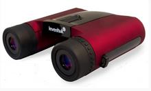 Levenhuk Rainbow 8x25 Red Berry Binoculars roof prism 8x fogproof waterproof with accessory kit