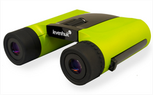 Levenhuk Rainbow 8x25 Lime Binoculars roof prism 8x fogproof waterproof with accessory kit