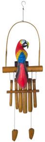 "Asli Arts Collection Parrot Chime, 36"" L"