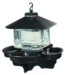 First Nature 3039 Lantern Style Bird Bath and Waterer