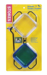 Stokes Select 38204 Snacks 'N' Treats Double Hanging Feeder