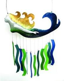 BLUE HANDWORKS G465 Wind Chime, Mermaid