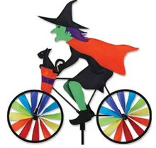 20 in. Bike Spnner - Witch