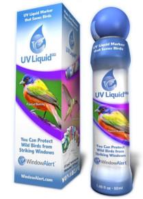 Window Alert Uv Liquid 1.5oz Bottle