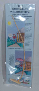 Maine Line Products Woodsman Weatherstick - Poly Bag
