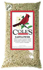 Cole's SA20 20 Pound Safflower Seed