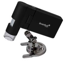 Levenhuk DTX 500 Mobi Digital Microscope USB connectable portable with LCD display 20-500x 5Mpix digital camera