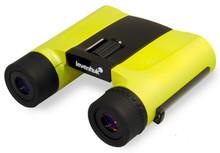 Levenhuk Rainbow 8x25 Lemon Binoculars roof prism 8x fogproof waterproof with accessory kit