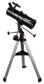 Levenhuk Skyline 120x1000 EQ Telescope Newtonian reflector 114 mm equatorial mount