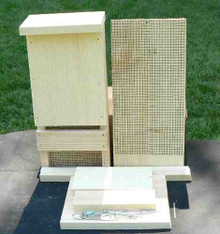 Coveside Bat House Kit