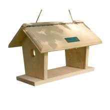 Coveside Wooden Food Container Bluebird Bird Feeder