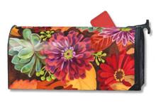 MailWraps Autumn Jazz Mailbox Cover #01196