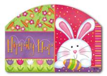 Hippity Hop Easter Yard Design