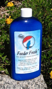 Feeder Fresh 9oz Bird Safe Moisture Trap & Seed Preserve