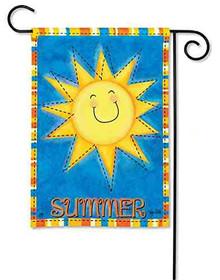 BreezeArt Summer Sun Garden Flag #31084