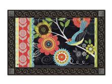 Boho Birds Doormat by MatMates