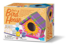 4M Paint a Birdhouse Kit
