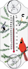 Aspects Cardinal/Chickadee Thermometer