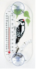 Aspects Woodpecker Thermometer