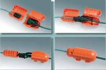 Allied Precision ClickShield Cord Lock Green
