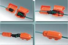Allied Precision ClickShield Cord Lock Black