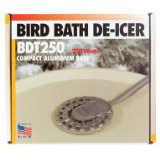 Allied Precision Bird Bath De-Icer 250 Watts