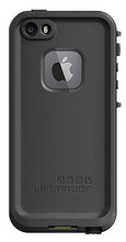 LifeProof FRE Case iPhone 5/5S - Black/Black