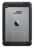 LifeProof NUUD Case iPad Mini 1/2/3 - Black/Clear