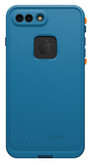 LifeProof FRE Case iPhone 7+ Plus - Cowaunga Blue/Wave Crash/Mango Tango
