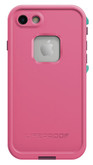 LifeProof FRE Case iPhone 7 - Grape Riot/Plum/Light Teal Blue