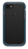LifeProof NUUD Case iPhone 7 - Indigo/Blazer Blue/Clear