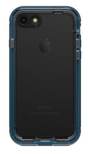 LifeProof NUUD Case iPhone 7 - Indigo/Blazer Blue/Clear