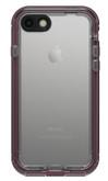 LifeProof NUUD Case iPhone 7 - Wild Berry/Deep Plum Purple/Clear