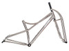 Jones Ti Spaceframe and Truss fork. New for 2015 – Thru-Axles.