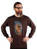 T-Shirt Jones Sasquatch Long Sleeve