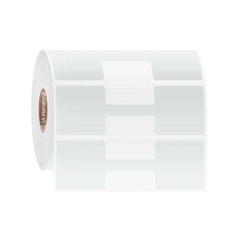 "Jewelry Dumbbell Labels - 3.375"" x 1.125""  #JDB-3"