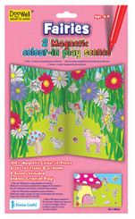 Fairies Magnetic Play Scene