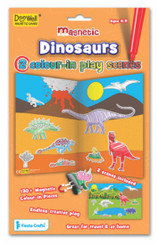 Dinosaurs Magnetic Play Scene