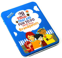 20 fun things to do with grandparents