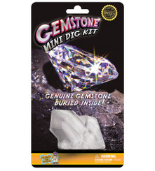 Carded Gemstone Mini Dig Kit from Dr Cool