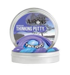 Crazy Aarons Twilight Hypercolour Putty 10cm Tin