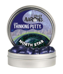 Crazy Aarons North Star Putty 10cm tin Cosmic