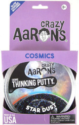 Crazy Aarons Star Dust Putty, 10cm, Cosmic with UV
