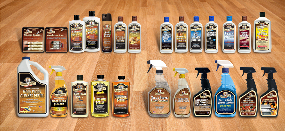 Flooring Accessories - Trusted Wood Care & Polishes Since 1879